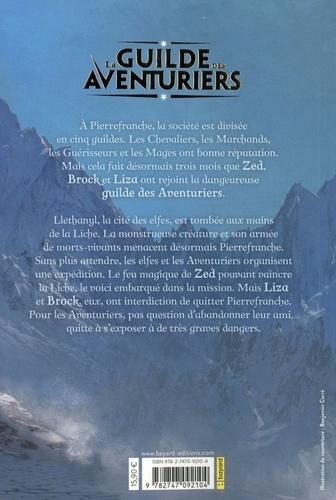 La guilde des aventuriers Tome 2 Tome 2, Le crépuscule des elfes