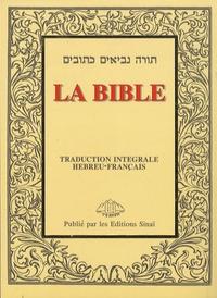 Zadoc Kahn - La Bible - Hébreu-français, petit format.