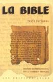 Zadoc Kahn - La Bible - Traduite du texte original par le rabbinat français.