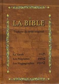 Zadoc Kahn - La Bible - Traduite du texte original.