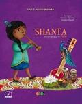 Zaf Zaph et Charlotte Cottereau - Shanta, voyage musical en Inde. 1 CD audio MP3