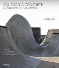 Zaki Amir - California concrete: a landscape of skateparks.