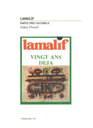 Zakya Daoud - Lamalif - Partis pris culturels - Vingt ans déjà.