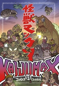 Zander Cannon - Kaijumax Tome 1 : .