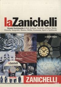 Zanichelli - La Zanichelli. 1 Cédérom