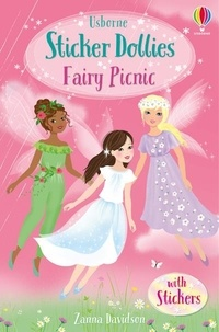 Zanna Davidson et Kat Uno - Fairy Picnic - Sticker Dollies.
