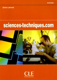 Zarha Lahmidi - Sciences-techniques.com.