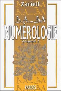 Zariell - Numérologie - Volume 2.