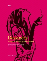 Zaü - Dessinées - Visages de femmes, poèmes d'amour.