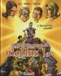 Zaz et  Gomes - Le petit royaume de Nicolas 1er Tome 1 : Le voyou de la monarchie.