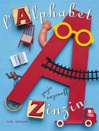 Zazie Sazenoff - L'alphabet Zinzin.