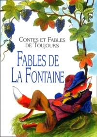 Zdenka Krejcova et Jean de La Fontaine - Fables de La Fontaine.