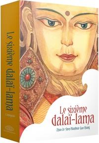Ze Zhao et Shen Nianhua - Le sixième Dalaï Lama L'intégrale : Coffret en 3 volumes - Avec 1 ex-libris.