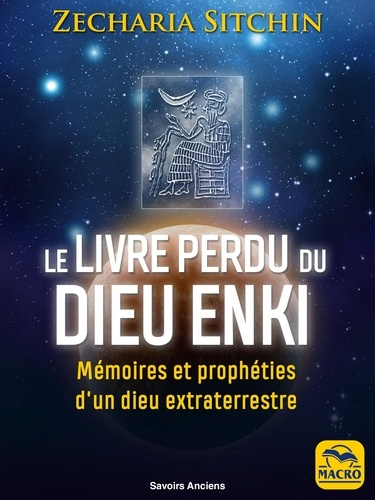 Le livre perdu du dieu Enki - 9788828502753 - 15,99 €