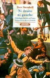 Rhonealpesinfo.fr Ni droite ni gauche. L'idéologie fasciste en France, 3ème édition Image
