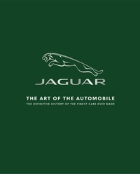Zef Enault et Nicolas Heidet - Jaguar - The Art of the Automobile.