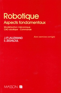 Zeghloul et  Lallemand - .