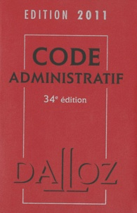Zéhina Ait-El-Kadi - Code administratif 2011.