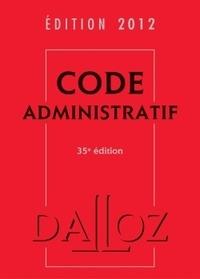 Zéhina Ait-El-Kadi - Code administratif 2012.