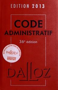 Zéhina Ait-El-Kadi - Code administratif 2013.
