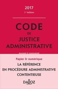Zéhina Ait-El-Kadi - Code de justice administrative - Annoté & commenté.