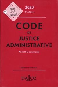 Zéhina Ait-El-Kadi et Jacques-Henri Stahl - Code de justice administrative - Annoté & commenté.