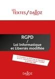 Zéhina Aït El Kadi et Nathalie Maximin - RGPD, Loi informatique et Libertés modifiée.