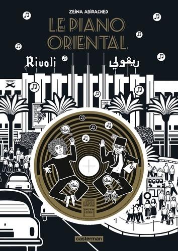 Le piano oriental  Edition de luxe -  avec 1 CD audio