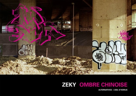 Zeky - Ombre chinoise.