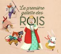 Zemanel et Sophie Lebot - La premiere galette des rois.