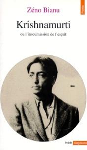 Birrascarampola.it Krishnamurti ou L'insoumission de l'esprit Image