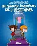 Zep et  Stan & Vince - Les Chronokids  : Les grandes inventions de l'histoire.