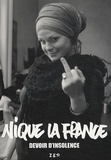 Zep - Nique la France - Devoir d'insolence. 1 CD audio