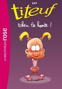 Zep - Titeuf Tome 11 : Tcheu, la honte !.