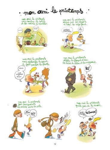 Titeuf Tome 16 Petite poésie des saisons