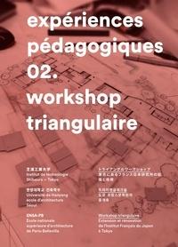 Zeug - Expériences pedagogiques # 2 - (Tokyo, Séoul, Paris).