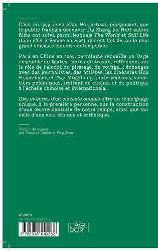 Dits et écrits d'un cinéaste chinois 1996-2011