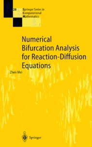 Zhen Mei - Numerical Bifurcation Analysis for Reaction-Diffusion Equations.