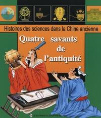 Accentsonline.fr Quatre savants de l'antiquité - Connaissance du ciel ; Approximation de Pi ; Refonte du calendrier ; Voyages de découverte Image