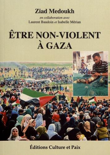 Etre non-violent à Gaza