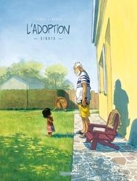 Zidrou et Arno Monin - L'adoption Tome 1 : Qinaya.