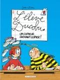 Zidrou et  Godi - L'élève Ducobu Tome 1 : Un copieur sachant copier !.