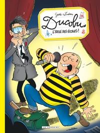 Zidrou et  Godi - L'élève Ducobu Tome 25 : L'idole des écoles !.