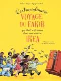 Zidrou et  Falzar - L'extraordinaire voyage du fakir qui était resté coincé dans une armoire Ikéa.