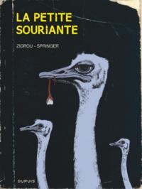 Zidrou et Benoît Springer - La petite souriante.