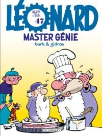 Zidrou et  Turk - Léonard Tome 47 : Master génie.