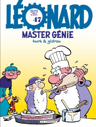 Léonard Tome 47 Master génie