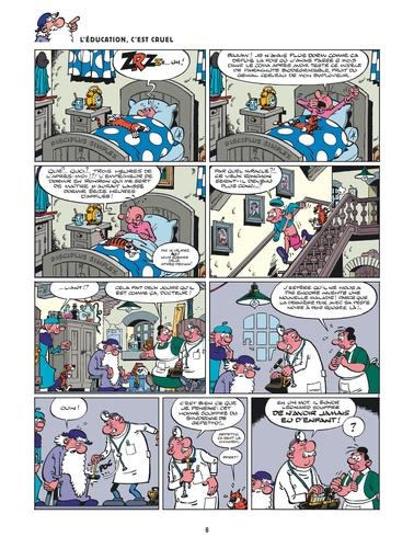 Léonard Tome 48 Mon papa est un génie !
