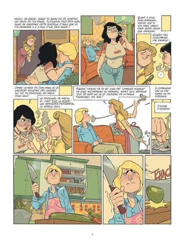 Les beaux étés Tome 4 Le repos du guerrier. 1980