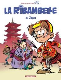 Zidrou et Jean-Marc Krings - Les Ribambelles Tome 2 : La ribambelle au Japon.